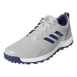 Adidas CP Traxion Spikeless Golf Shoes - Gray/Indigo