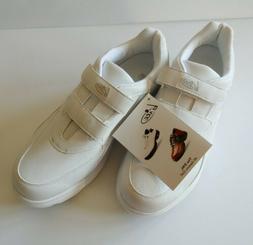 Bite Cruiser 2644a Lightweight Casual White Golf Shoes 9.5