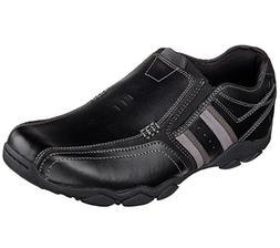 Skechers Diameter Zinroy Mens Loafers Black 9 W