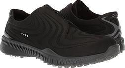 ECCO Men's S-Drive Golf Shoe, Black, 41 M EU