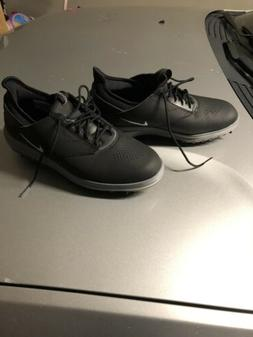 DS Nike Air Zoom Direct Size 9 WIDE Black/Metallic Silver Go