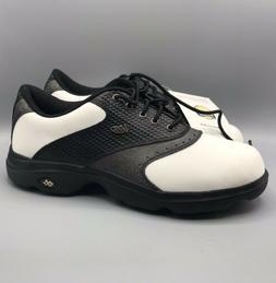 Bite DXL Journey Golf Shoes Saddle White Black Mens Size 11