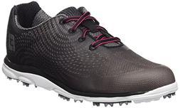 FootJoy Empower Ladies Golf Shoes Black/Charcoal 5 Medium Cl