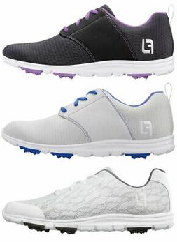FootJoy enJoy Women's Golf Shoes Ladies Spikeless New - Choo
