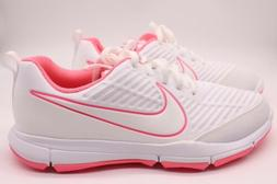 Nike Explorer 2 Women's Golf Shoes White/Sunset Pluse AA1846