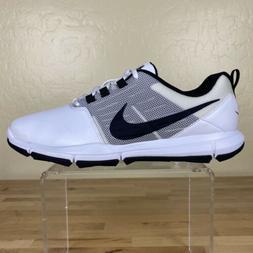 Nike Explorer Control SL Golf Shoes Mens Size 10 White Leath