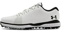Under Armour Fade RST 3 Golf Shoes 3023330-100 Men's White N