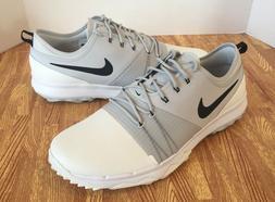Nike FI Impact 3 Men's Golf Shoes AH6960-100 White Gray Blac