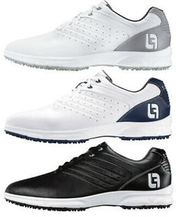 FootJoy FJ Arc SL Golf Shoes Men's Spikeless Waterproof New