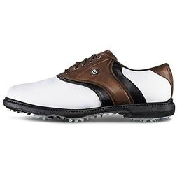 FootJoy FJ Originals Golf Shoes 2017 White/Brown/Black Mediu