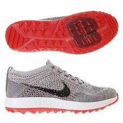 Nike Flyknit Racer Golf Shoes sz 10  909756 002