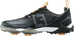 Footjoy Freestyle 2.0 Golf Shoes Black/Orange - Choose Size