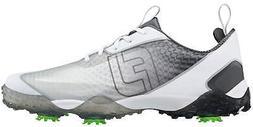 FootJoy Freestyle 2.0 Golf Shoes White/Charcoal 57345 Men's