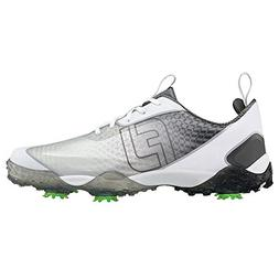 FootJoy Men's Freestyle 2.0 Golf Spike Charcoal/White Size 1