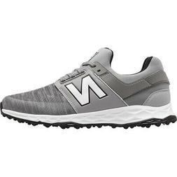 fresh foam links sl golf shoes grey
