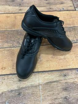Etonic G-Sok Womens Golf Shoes Size 8.5 Brand New Black