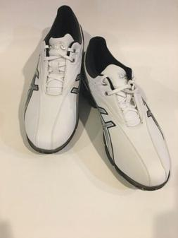 Asics Gel Ace Pro Mens Sz 11.5 US  Soft Spikes Golf  Shoes W