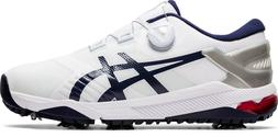 ASICS GEL-COURSE DUO BOA MENS 10M GOLF SHOES ~ BRAND NEW
