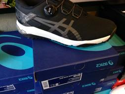 ASICS GEL COURSE DUO BOA MENS GOLF SHOES NEW 2020  - black/g