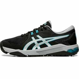 Asics Gel Course Glide Black Mens Golf Shoes