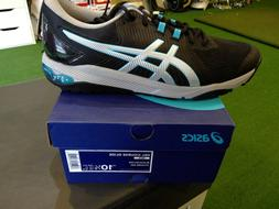ASICS GEL COURSE GLIDE MENS GOLF SHOES NEW 2020  - black/sil