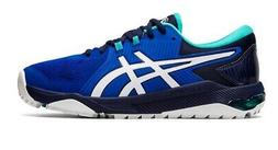 Asics Gel Glide Blue Golf Shoes