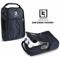 FootJoy Genuine Golf Shoes Bag Zipped Sports Bag Shoe Case -