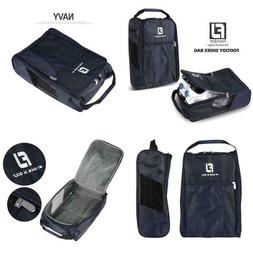 Footjoy Genuine Golf Shoes Bag Zipped Sports Bag Shoe Case -