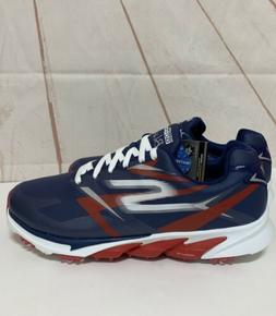 Skechers Go Golf Blade Shoes 11.5 M New Men's Navy/Red Soft