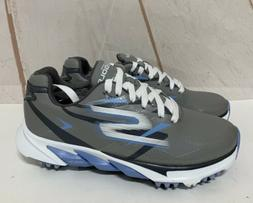 Skechers Go Golf Blade Shoes Women's Size 10 Gray/Blue Water