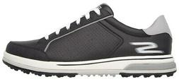 Skechers Go Golf Drive II Golf Shoes 53546 BKW Black/White M