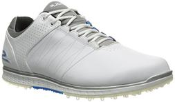 Skechers Performance Men's Go Golf Elite 2 Golf Shoe,White/G