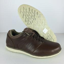 Skechers Go Golf Elite 2 LX Shoes Chocolate Brown Spikeless