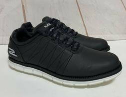 Skechers Go Golf Elite Mens Golf Shoes Size 8 Black/White Wa