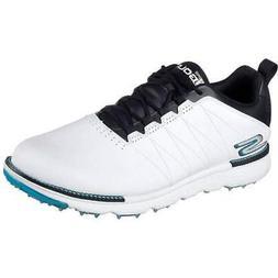 Skechers Go Golf Elite V.3 Golf Shoes White/Navy