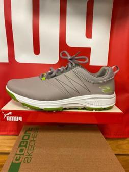 Skechers Go Golf Elite V.3 Golf Shoes Gray / Lime - Choose S