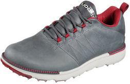 Skechers GO GOLF Elite V.3 LX Golf Shoes Charcoal/Red 14 Med