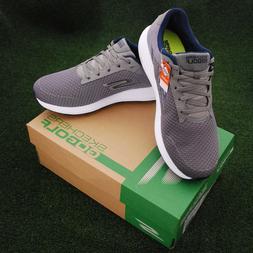 Skechers GO GOLF Max Fairway Men's Golf Shoes Gray/Navy 5454
