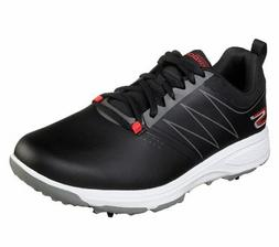 Skechers Go Golf Men's Torque Golf Shoes Black/Red Size 10.5