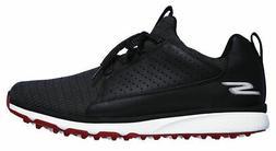 Skechers Go Golf Mojo Elite 54539 BKRD Black/Red Men's Water