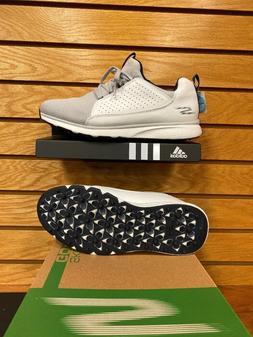 Skechers Go Golf Mojo Elite 54539 WGY White/ gray Men's Wate