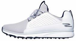 Skechers Go Golf Mojo Elite 54539 WGY White/Gray Men's Water