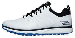 Skechers Go Golf Mojo Punch Shot 54538 WBL White/Blue Men's