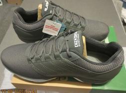 SKECHERS GO GOLF PRO V.4 GOLF SHOES Charcoal Textile 54536 S