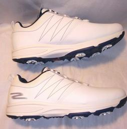 Go Golf Shoes Skechers Men's Size 12 Wide Fit Torque Softspi