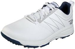 Skechers Go Golf Torque Golf Shoes White/Navy - Choose Size