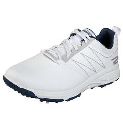 Skechers Go Golf Torque Golf Shoes - White/Navy
