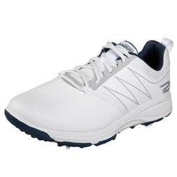 Skechers Go Golf Torque Men's Golf Shoes Size 12 White/Navy
