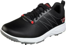 Skechers Go Golf Torque Spiked Golf Shoes Black/Red