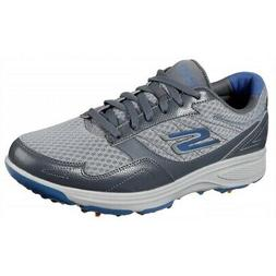 Skechers Go Golf Torque Sport Golf Shoes - Charcoal/Blue